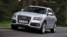 Seit rund zehn Jahren gibt es mittlerweile den Audi Q5 auf dem deutschen Markt.