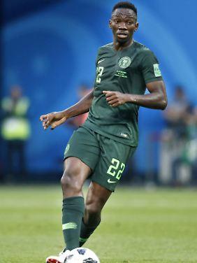 Omerou hat in sechs Jahren für sechs Vereine gespielt, aber keinmal für Chelsea.