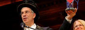 Erst lachen, dann denken: Ig-Nobelpreis für Voodoo und Menschenfleisch-Diät