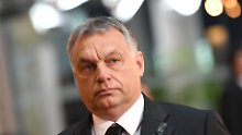 EU-Rechtsstaatsverfahren: Orban hält EVP-Ausschluss für möglich