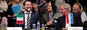 """""""Scheiße noch einmal"""": Salvini und Asselborn geraten aneinander"""