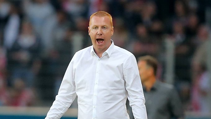 Maik Walpurgis schafft mit seinen Dynamo-Spielern einen Auswärtssieg.