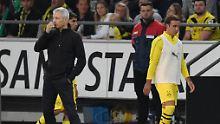 """""""Es liegt an unserem System"""": Favre erklärt Dauerverzicht auf Götze"""