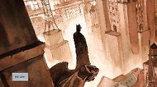 Batman, Yakuza und Riesen: Die Welt zergeht in Dunkelheit