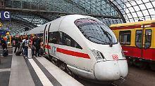 Jeder vierte Zug kommt später: Bahn lässt Kunden wieder häufiger warten