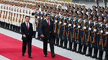 Geld für Öl- und Goldproduktion: Maduro sichert sich China-Investitionen