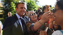 Gut gemeint versus gut gemacht?: Macron erteilt arbeitslosem Gärtner einen Rat