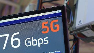 Streit um 5G-Netz: Unternehmen bangen um Deutschlands digitale Zukunft