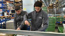 Ein wichtiger Faktor bei der Integration spielt die Eingliederung in den Arbeitsmarkt.
