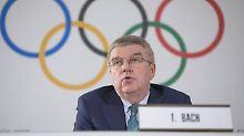 Geldstreit stört Olympia-Ordnung: Athleten fordern IOC zum Machtkampf