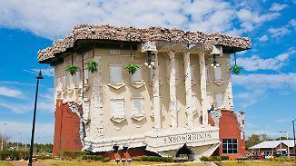 Von dekadent bis praktisch: Schräge Architektur-Wunder aus aller Welt