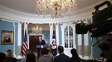 Weniger Geflüchtete als geplant: USA setzen neue Obergrenze