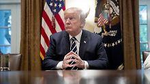 Neue Wendung in Russland-Affäre: Trump gibt geheime Dokumente frei