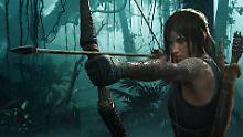 """Shadow of the Tomb Raider"": Lara Croft ist so düster wie noch nie"