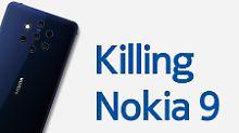 Kamera-Monster verspätet sich: Wann kommt das Fünfauge Nokia 9?