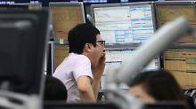 Börsenkurse steigen: Der Zollkrieg verliert seinen Schrecken