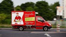 Schwieriges Online-Geschäft: Lebensmittelhandel sucht nach Erfolgsrezept