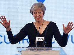 """""""Nichts Inakzeptables verlangen"""": May fordert Kompromisse von der EU"""