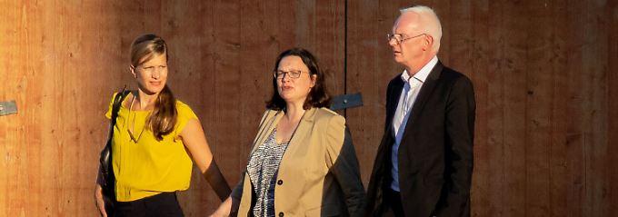 """""""Schmerzgrenze ist erreicht"""": Maaßen-Deal bringt Koalitionspartner in Rage"""