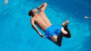 Bestes Badewetter Mitte September: Deutschland nimmt Abschied vom Super-Sommer