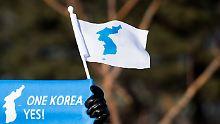Aus für Sommerspiele am Rhein?: Koreas planen vereinte Olympia-Bewerbung