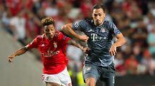 Lissabon sehen und siegen: Benfica kann den FC Bayern nicht stoppen