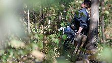Todesfall im Hambacher Forst: Polizei sichert Gefahrenstellen im Wald