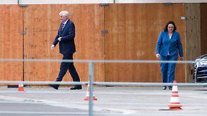 """Nahles: """"Regierung gibt kein gutes Bild ab"""": Maaßen-Chaos rüttelt am Fundament"""