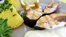 Auch als Vorspeise eine Köstlichkeit: Forellen