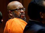 Hip-Hop-Mogul geht Deal ein: Suge Knight geht lange ins Gefängnis