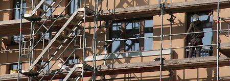 Um der Wohnungsnot Herr zu werden, muss mehr gebaut werden.
