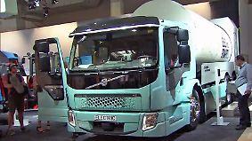 Ohne Abgase und Lärm: Elektrische Müllwagen sparen Tausende Liter Diesel
