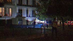 Mordkommission ermittelt in Berlin: Baby und Vater sterben nach Sturz aus siebtem Stock