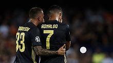 Hingucker in den Auslandsligen: Ronaldo rächt sich, Klopp will Perfektion