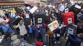 n-tv Ratgeber Kreuzfahrt-Spezial: Hafenstädte ächzen unter Touristen-Massen