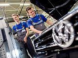 Digitalisierung in Autobranche: VW bildet Software-Profis bald selbst aus