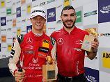 Erstmals Gesamtführung erobert: Mick Schumacher rast auf Formel-3-Titel zu