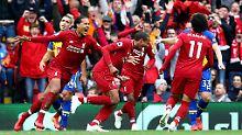 Party für City, Frust für United: Klopps Liverpool stürmt zum Rekordstart