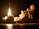 """Frachter auf dem Weg zur ISS: Rakete bringt Material für """"Astro-Alex"""""""