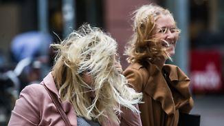 Schwere Sturmböen im Süden: Der Herbst ist da