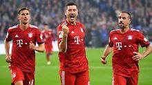 Die Lehren des vierten Spieltags: FC Bayern superlativiert, BVB wirkt verloren