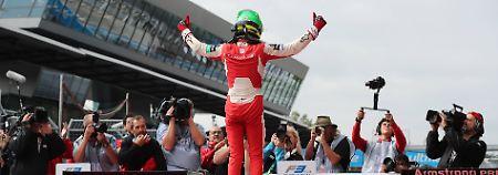 """Schumacher-Gala in Spielberg: """"Quick Mick"""" steht dicht vorm F3-Titelcoup"""
