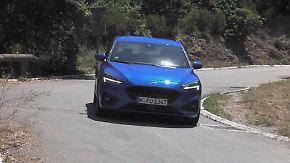 Neuer Ford Focus: Kompaktkönig gibt mächtig Gas