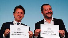 Koalition vor dem Bruch?: In Italien naht der Tag der Wahrheit