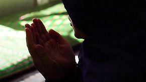 Unterdrückung der Uiguren: China interniert muslimische Kinder in Umerziehungslagern