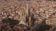Seit 130 Jahren unvollendet: Architekten enthüllen finalen Bauplan der Sagrada Familia