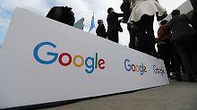 Vor Anhörung im US-Senat: Google räumt Datenschutz-Versäumnisse ein