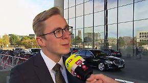 """Philipp Amthor über Brinkhaus: """"Kein Revolutionär, der antritt, um Kanzlerin zu stürzen"""""""