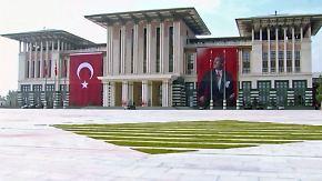 Prunkpalast, Massakerbrücke, Todes-Airport: Erdogan protzt ohne Rücksicht auf Mensch und Natur