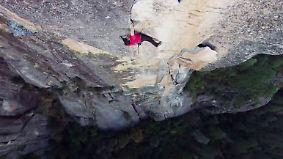 Doku über atemberaubenden Rekord: Kletterer bezwingt kilometerhohe Steilwand ohne Sicherung
